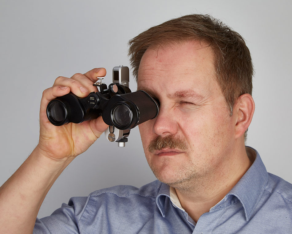 Ran ans Motiv – Bilder zur Geschichte der Fotografie